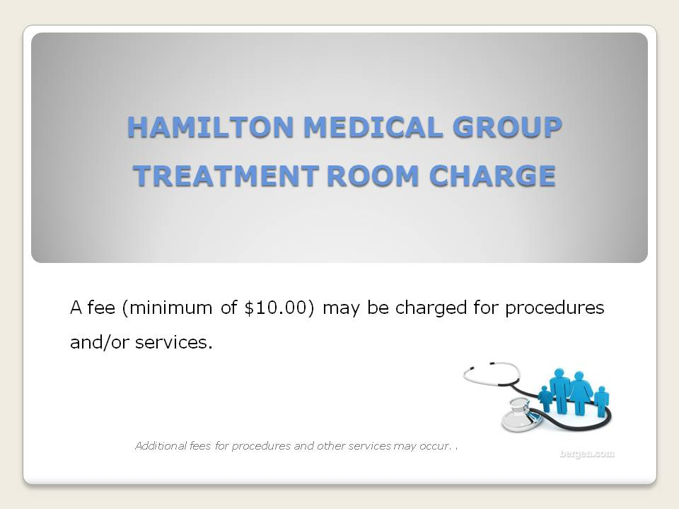 Hamilton Medical Group